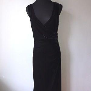 Vintage gorgeous Ashlee velvet maxi dress